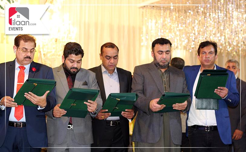 Johar Town Al-Khidmat Group Oath Taking Ceremony