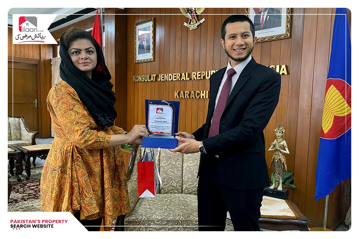 A Memorable Day with the Honorary Consul General of Indonesia for Pakistan, Ibnu Sulhan