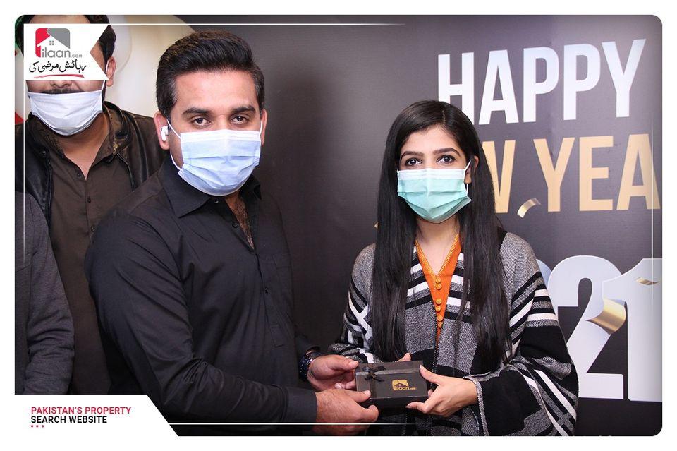 New Year's Celebrations Across Pakistan