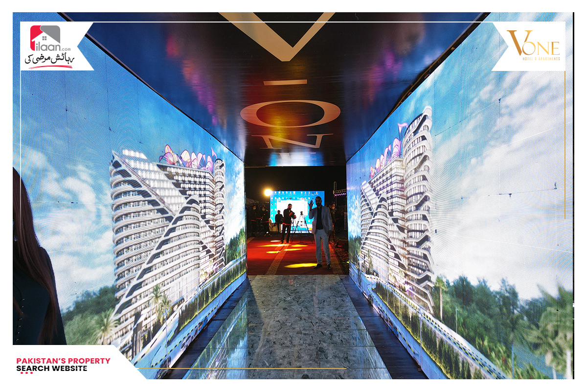 VOne Hotel and Apartments Grand Pre-Launch