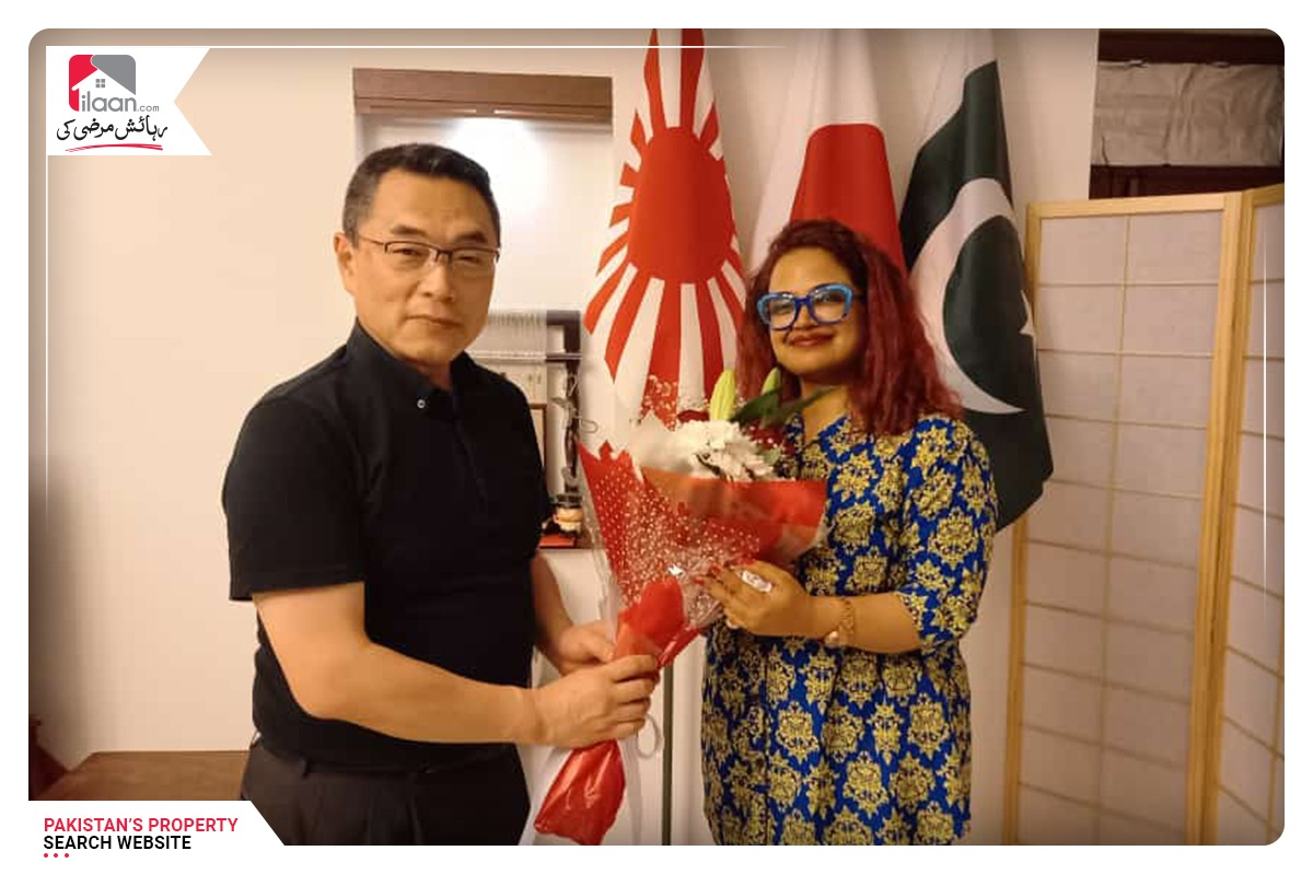 A Memorable Night with Noori Ashida - Deputy Consul General of Japan