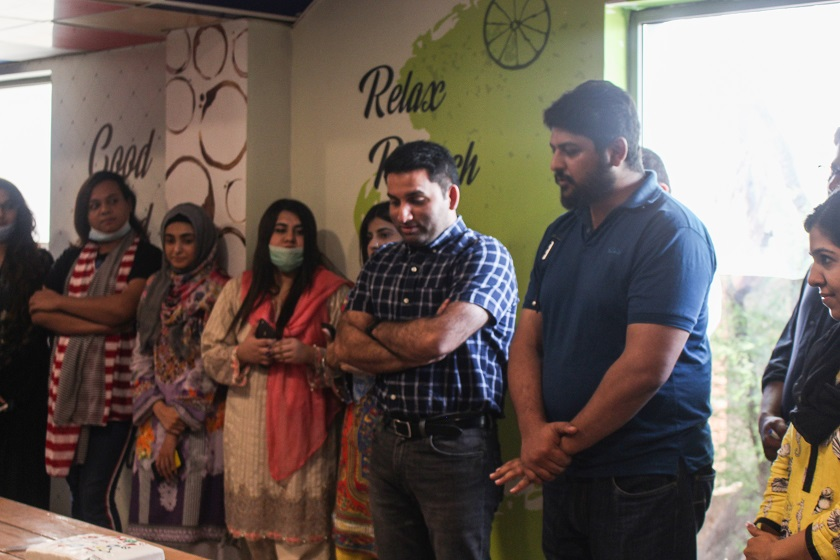 Celebrating Digital Marketing Department's Exceptional Performance in July
