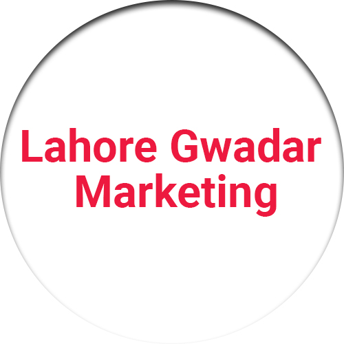 Lahore  Gwadar Marketing