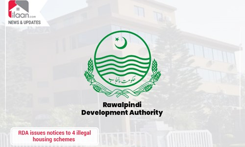 RDA issues notices to 4 illegal housing schemes