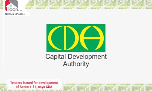 Tenders issued for development of Sector I-14