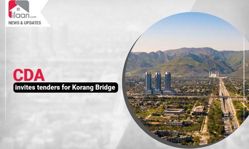 CDA invites tenders for Korang Bridge