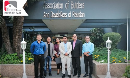 ilaan.com to Collaborate with Association of Builders & Developers (ABAD) of Pakistan