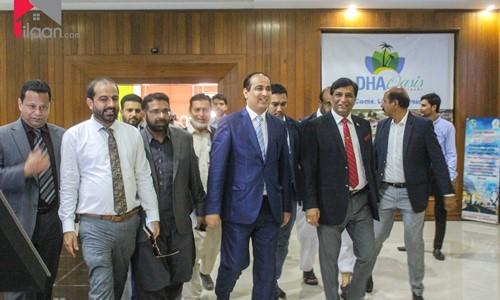 ilaan.com Participated in DEFCLAREA DHA City Tour