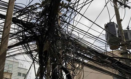 Electricity Transmission & Distribution Lines to be Moved Underground