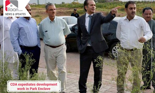 CDA expediates development work in Park Enclave