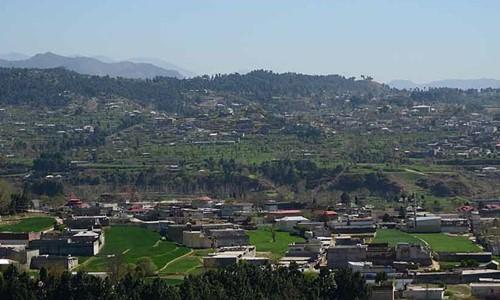 Mansehra Development – PKR 200 Million Scheme is planned