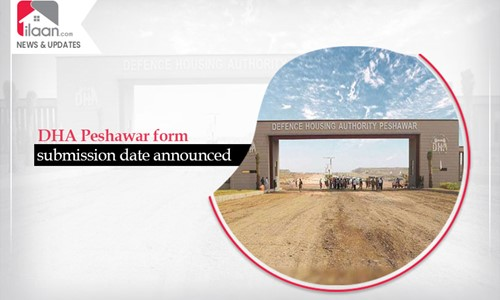 DHA Peshawar form submission date announced