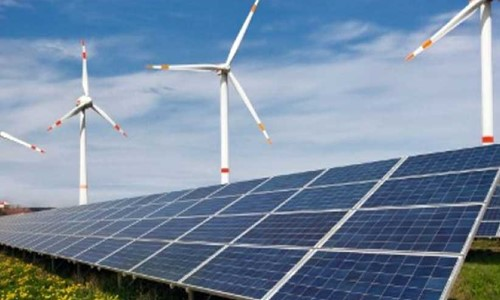 Government to Eliminate Taxes on Solar and Wind Power Equipment