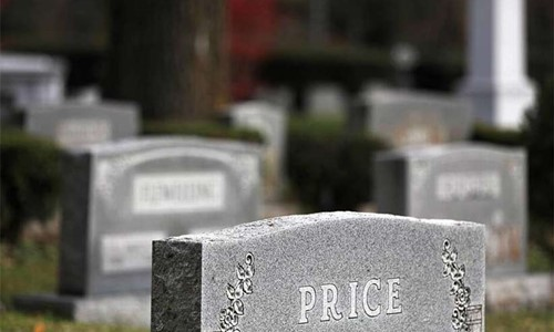 No Rest for the Dead in Lahore, Tax to be imposed on Graves