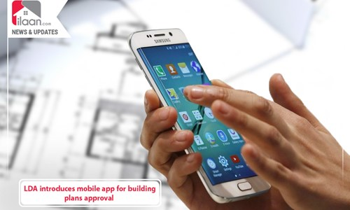 LDA introduces mobile app for building plans approval