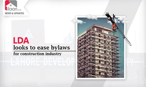 LDA looks to ease bylaws for construction industry