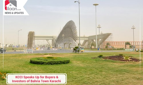 KCCI Speaks Up for Buyers and Investors of Bahria Town Karachi