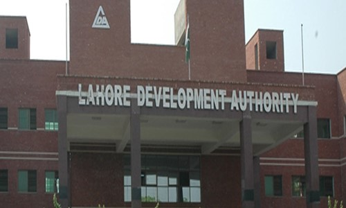 Expedite Provision of Land for LDA City Directed by LDA Authorities