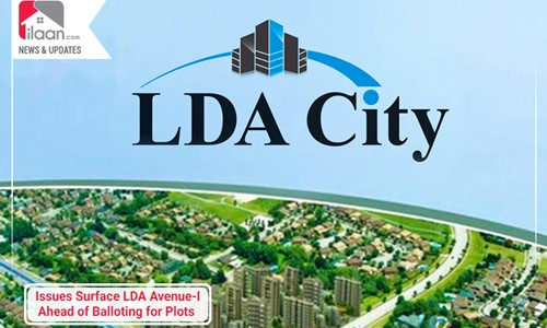 Issues Surface LDA Avenue-I Ahead of Balloting for Plots