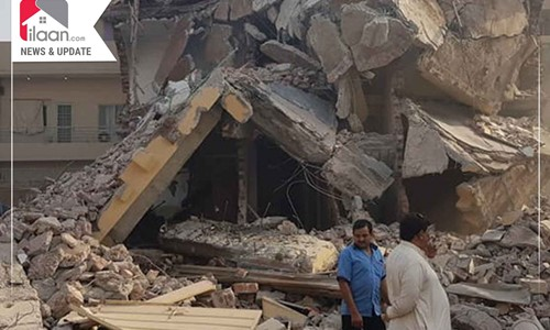 LDA Continues Operation Against Illegal Structures in Lahore