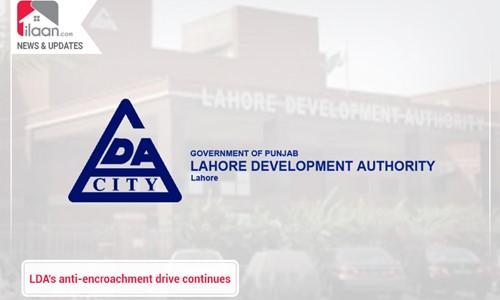 LDA's anti-encroachment drive continues