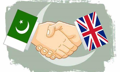 UK Announced to Increase Funding in Pakistan