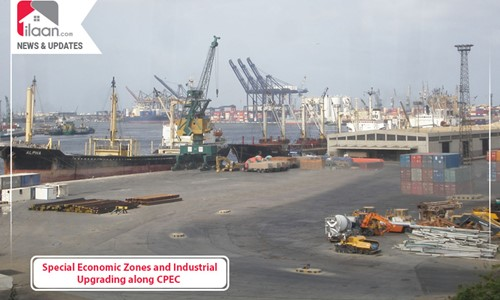 Special Economic Zones and Industrial Upgrading along CPEC