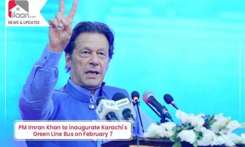 PM Imran Khan to inaugurate Karachi's Green Line Bus on February 7