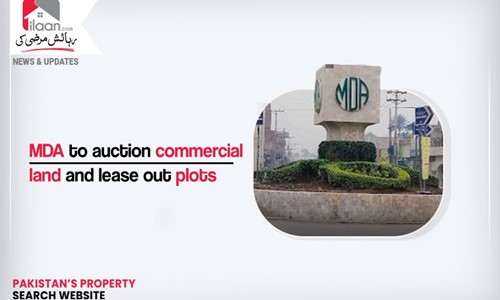 MDA to auction commercial land and lease out plots