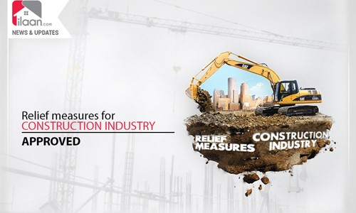Cabinet approves relief measures for construction industry