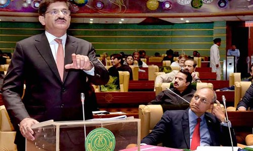 Budget of PKR 284.5 Billion Presented by Sindh Government