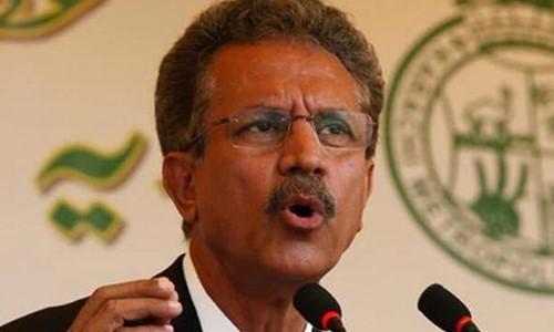 Mayor Karachi Requests Direct Provision of NFC Award Share