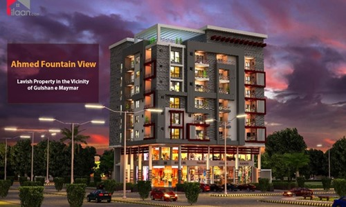 ilaan.com Exclusively Marketing Ahmed Fountain View Apartments