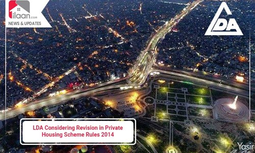 LDA Considering Revision in Private Housing Scheme Rules 2014