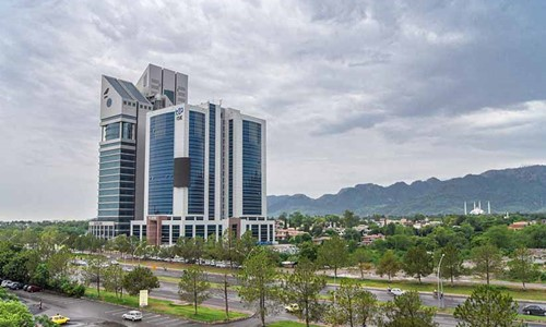 Construction of Skyscrapers approved by CDA in Islamabad