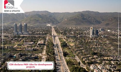 CDA declares PKR 13bn for development projects