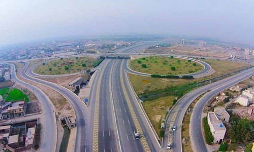 Green Corridor Project inaugurated at Lahore Ring Road