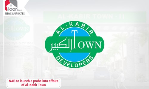 NAB to launch a probe into affairs of Al-Kabir Town
