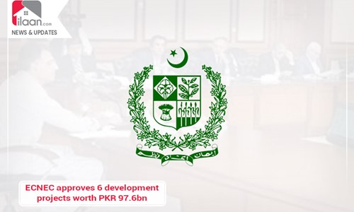 ECNEC approves 6 development projects worth PKR 97.6bn