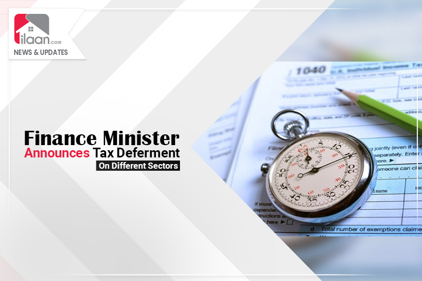 Punjab Finance Minister announces tax deferment on different sectors