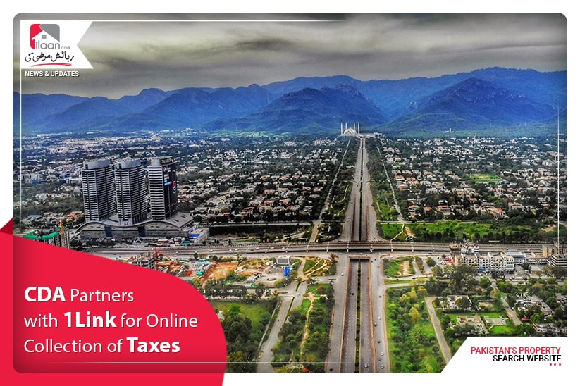 CDA Partners with 1Link for Online Collection of Taxes