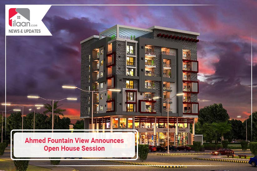Ahmed Fountain View Announces Open House Session
