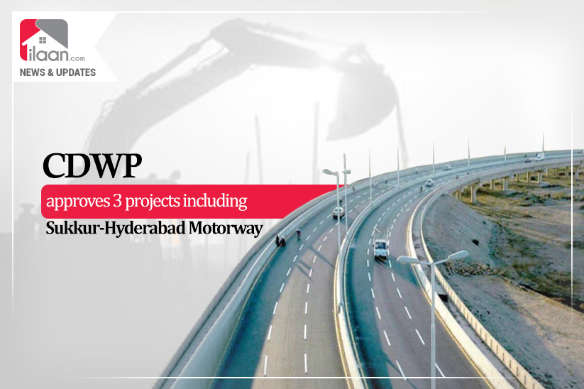 CDWP approves 3 projects including Sukkur-Hyderabad Motorway