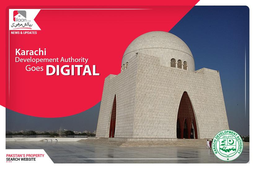 Karachi Development Authority Goes Digital