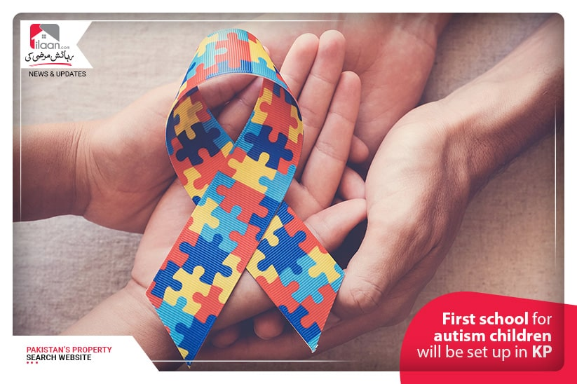 First school for autism children will be set up in KP