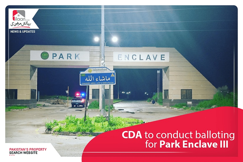 CDA to conduct balloting for Park Enclave III