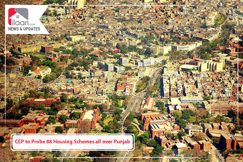 CCP to Probe 88 Housing Schemes all over Punjab