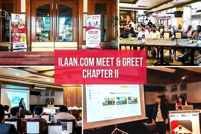 ilaan.com Meet & Greet – Leaving Guests in Awe at Marvel Hotel DHA Lahore