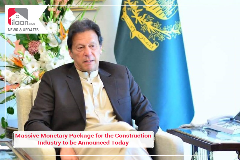 Massive Monetary Package for the Construction Industry to be Announced Today