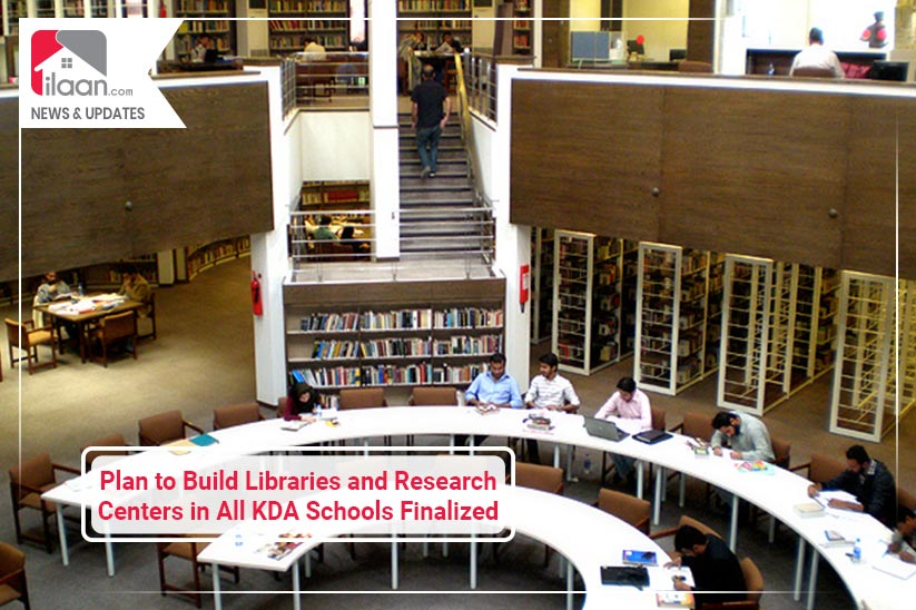 Plan to Build Libraries and Research Centers in All KDA Schools Finalized